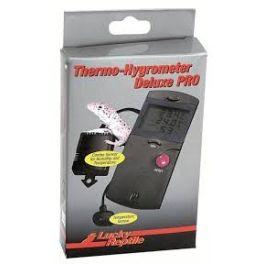 Lucky termometro higrómetro deluxe PRO, Tres sondas.